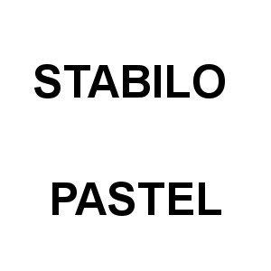 Stabilo Pastel